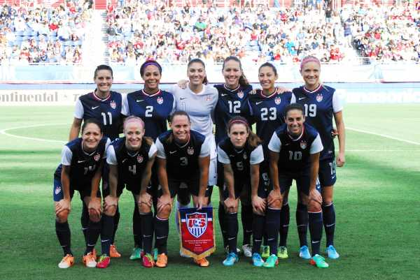 USA Women's Soccer beats Russia 7-0, matches largest ...
