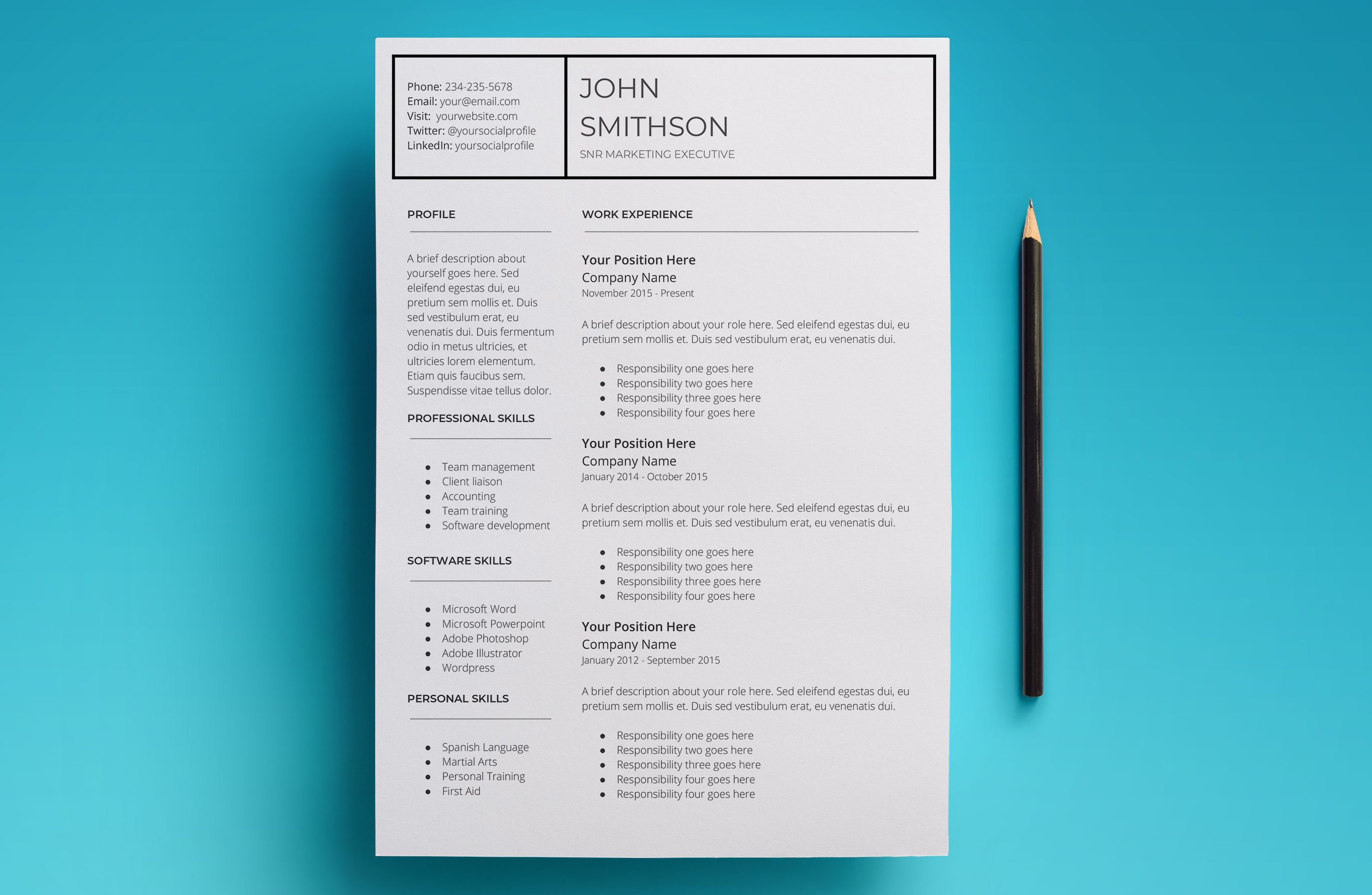 resume download