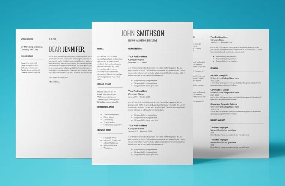 UpResume - Resume Templates & Cover Letters - Download & Use [ 2018 ]