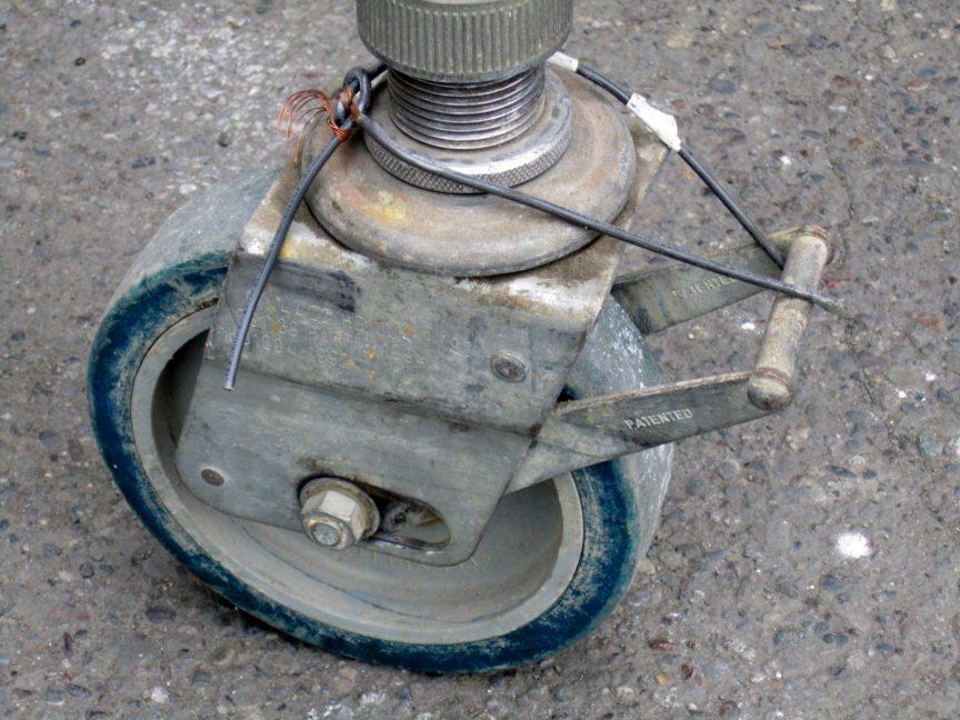 Aluminum Scaffolding #misused