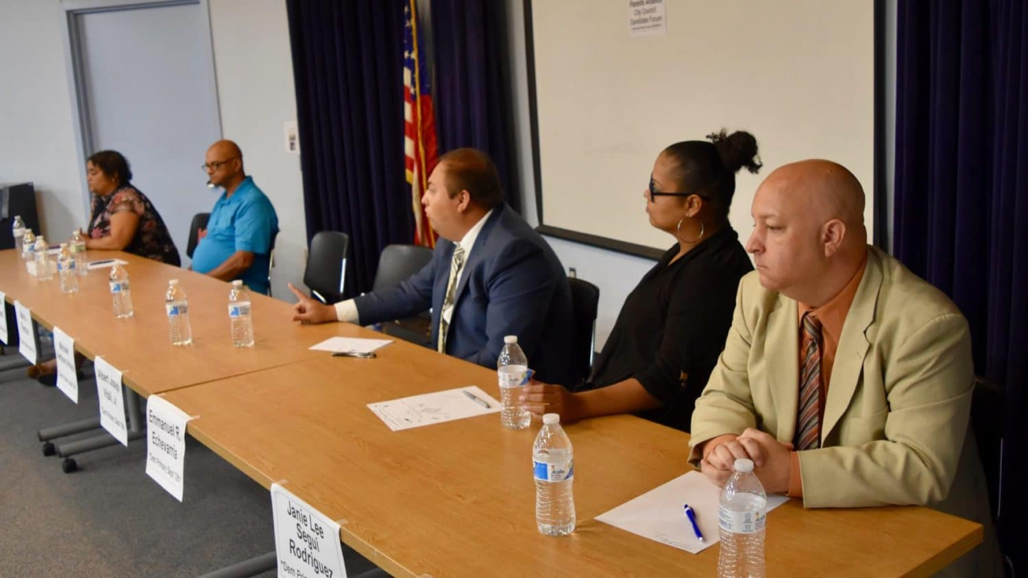 2018-08-26 Pawtucket City Council at Large forum 04