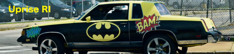 Uprise RI – Batmobile