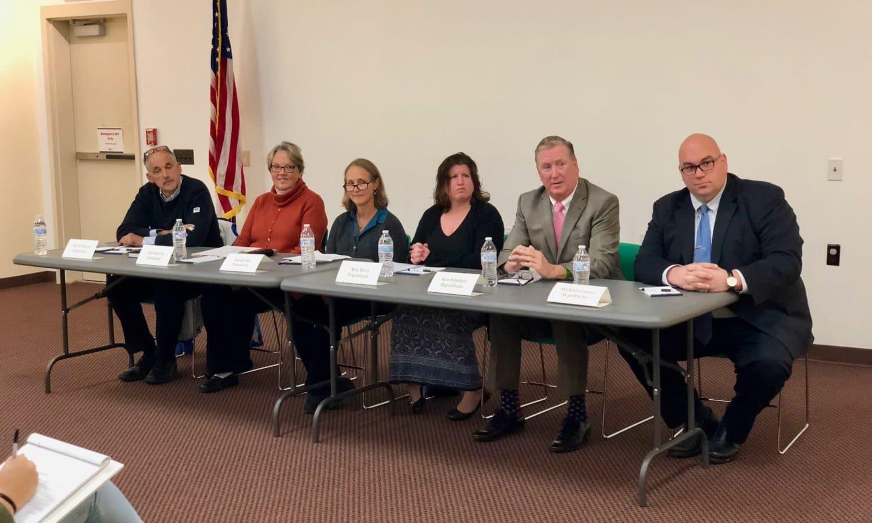 2018 City-Wide Cranston City Council candidates
