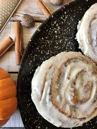 General pumpkin butter roll scaled