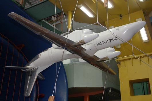 ДП Антонов модернізувало аеродинамічну трубу