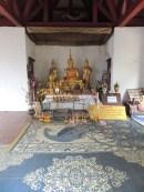 Hilltop temple shrine