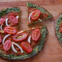 How To: Broccoli Pizza Crust