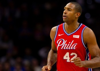 Al Horford Expects That The Sixers Will Continue To Use Him Off The Bench