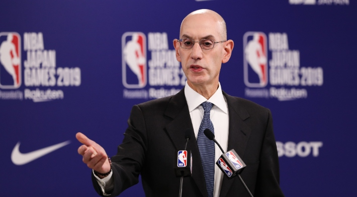 An NBA Internal Memo States Racial Injustice Cannot Be Ignored