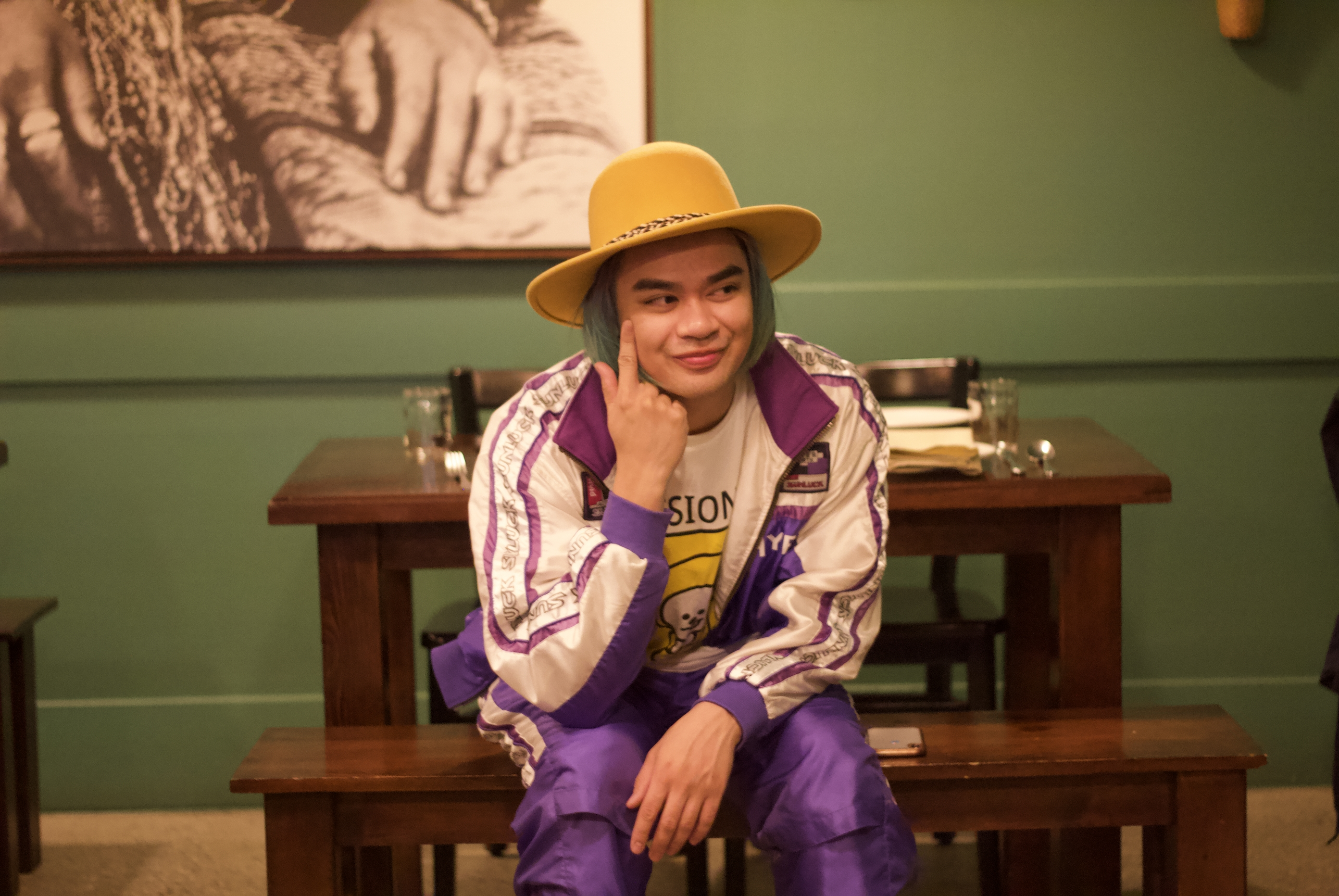 We Took Shawn Wasabi To His Favorite Filipino Spot To Talk Music, Meals, And Culture