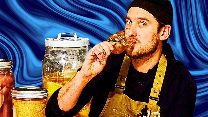 Brad Leone Adds The Human Element Back To Cooking On Its Alive With Brad