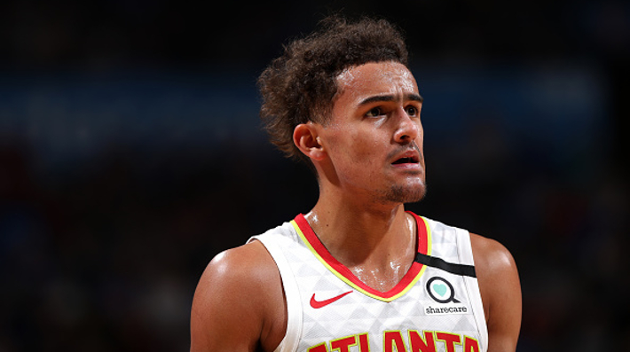 Trae Young Hosted A Protest Against Police Brutality In Oklahoma