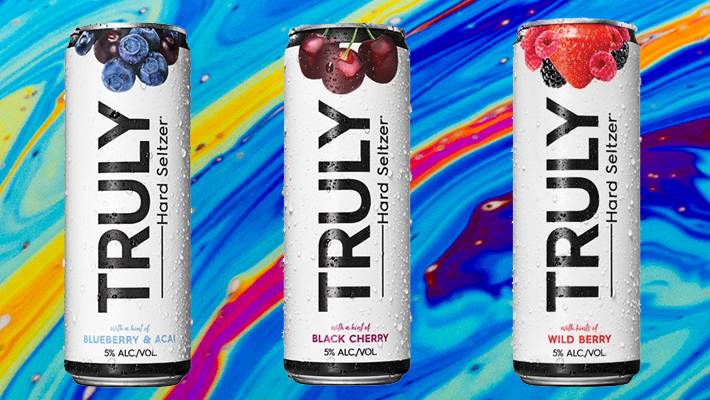 Ranking Every Flavor Of Truly Hard Seltzer -- The Pepsi To White Claws Coca-Cola