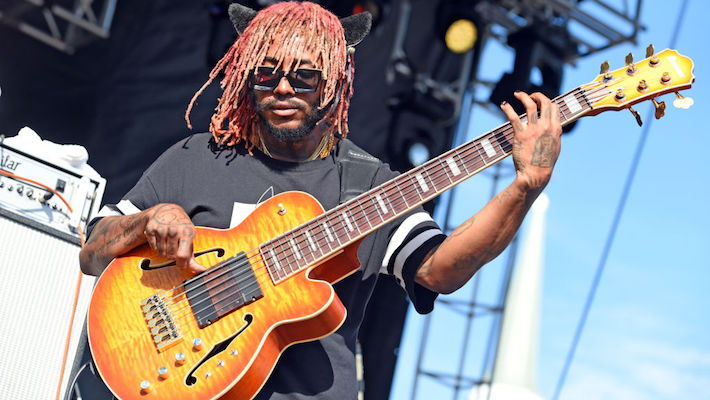 Thundercat Pays Homage His Favorite Animated Series With Dragonball Durag