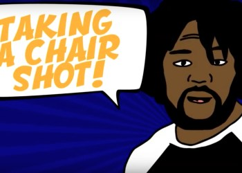 The New Days Xavier Woods Gets Animated In A New Hip-Hop Song About Wrestling