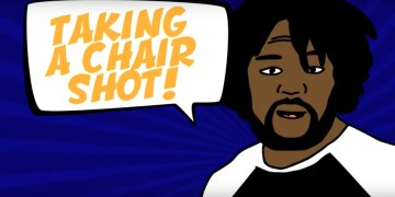 The New Days Xavier Woods Gets Animated In A New Hip-Hop Song About W