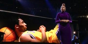 Watch Magic Johnson And Jennifer Hudsons Powerful Kobe Tributes At The All-Star Game