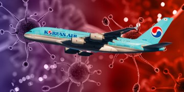 A Korean Air Flight Attendant Traveling Into LAX Has Been Diagnosed With Coronavirus