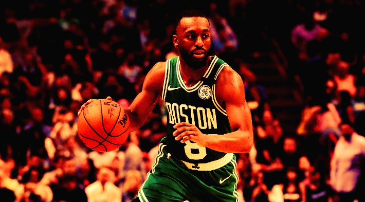 Kemba Walker On How The Celtics Core Makes Life Easy And His Love For Marcus Smart