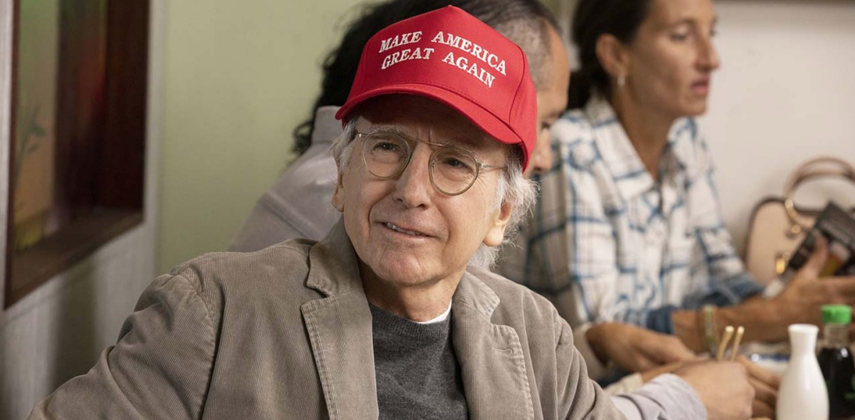 Does Donald Trump Know The Curb Your Enthusiasm Clip He Shared Is Mocking Him?