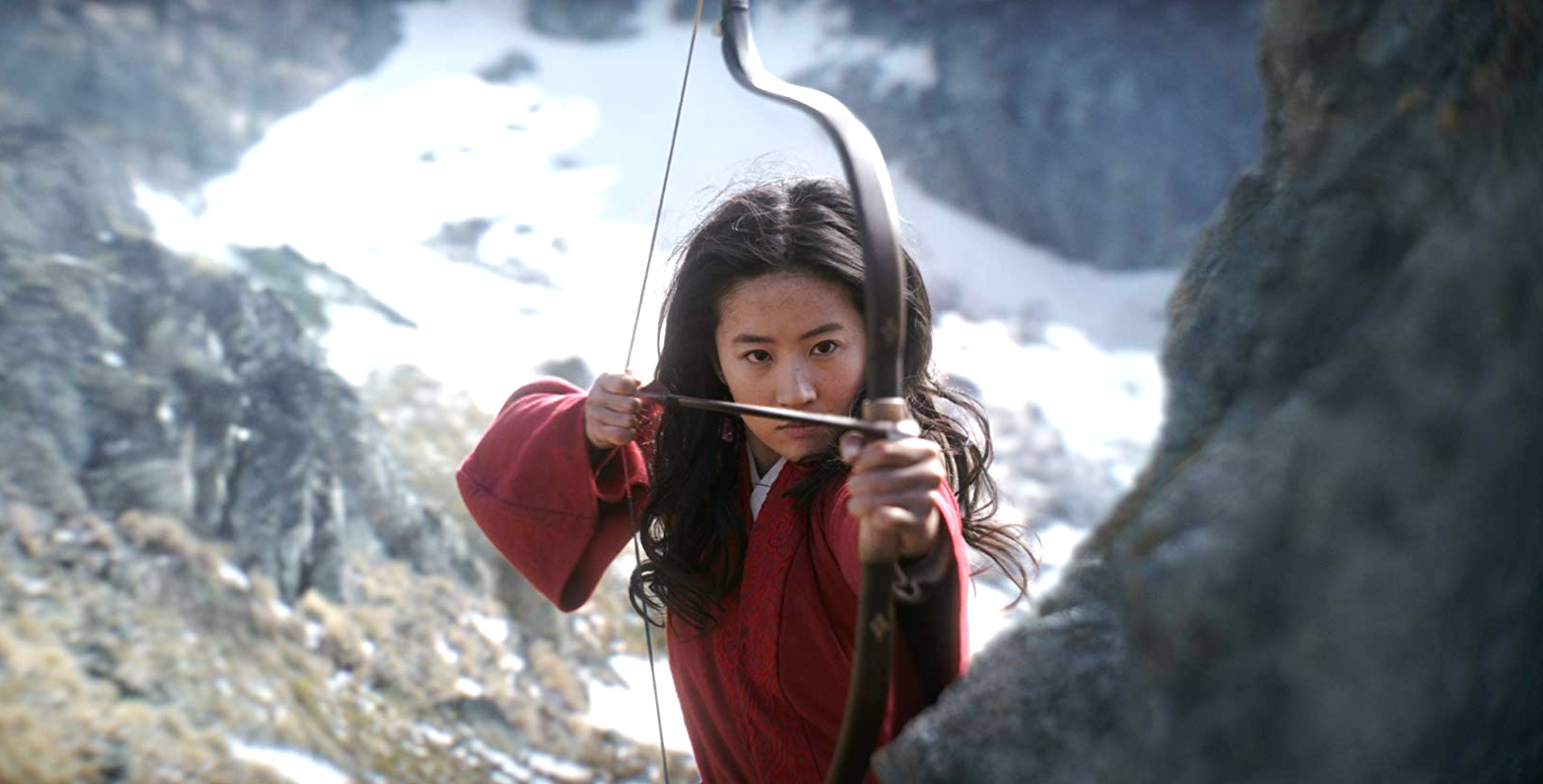 Mulan Is The First Disney Live-Action Remake To Be Rated PG-13
