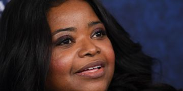 Octavia Spencer Found All Those Ma Memes And Loved Sharing Them On Social Media