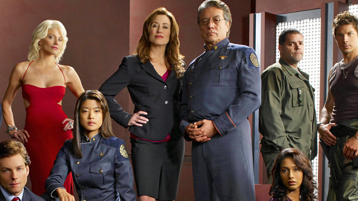 Battlestar Galactica Joins List Of Free TV Seasons To Stream While Quarantined