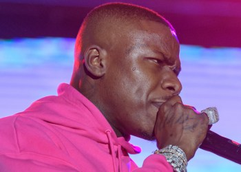 DaBaby Draws Criticism For Posting A Chick-Fil-A Bag On Twitter