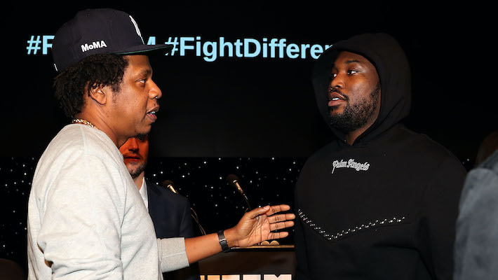 Jay-Z And Meek Mills Reform Alliance Will Donate 100,000 Masks To Jails And Prisons