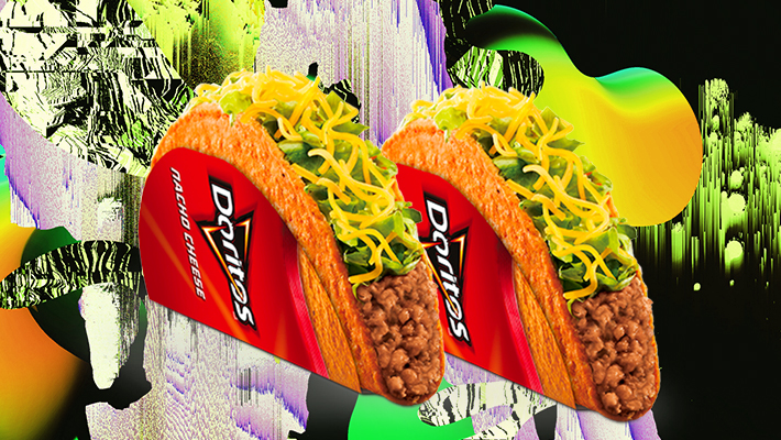 Taco Bell Is Giving Out Free Doritos Locos Tacos Today -- Just Because