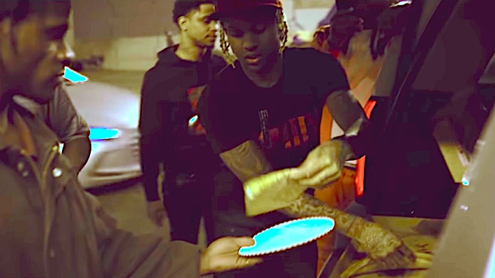 Lil Durk Feeds The Hungry In His Spiritual Street Prayer Video