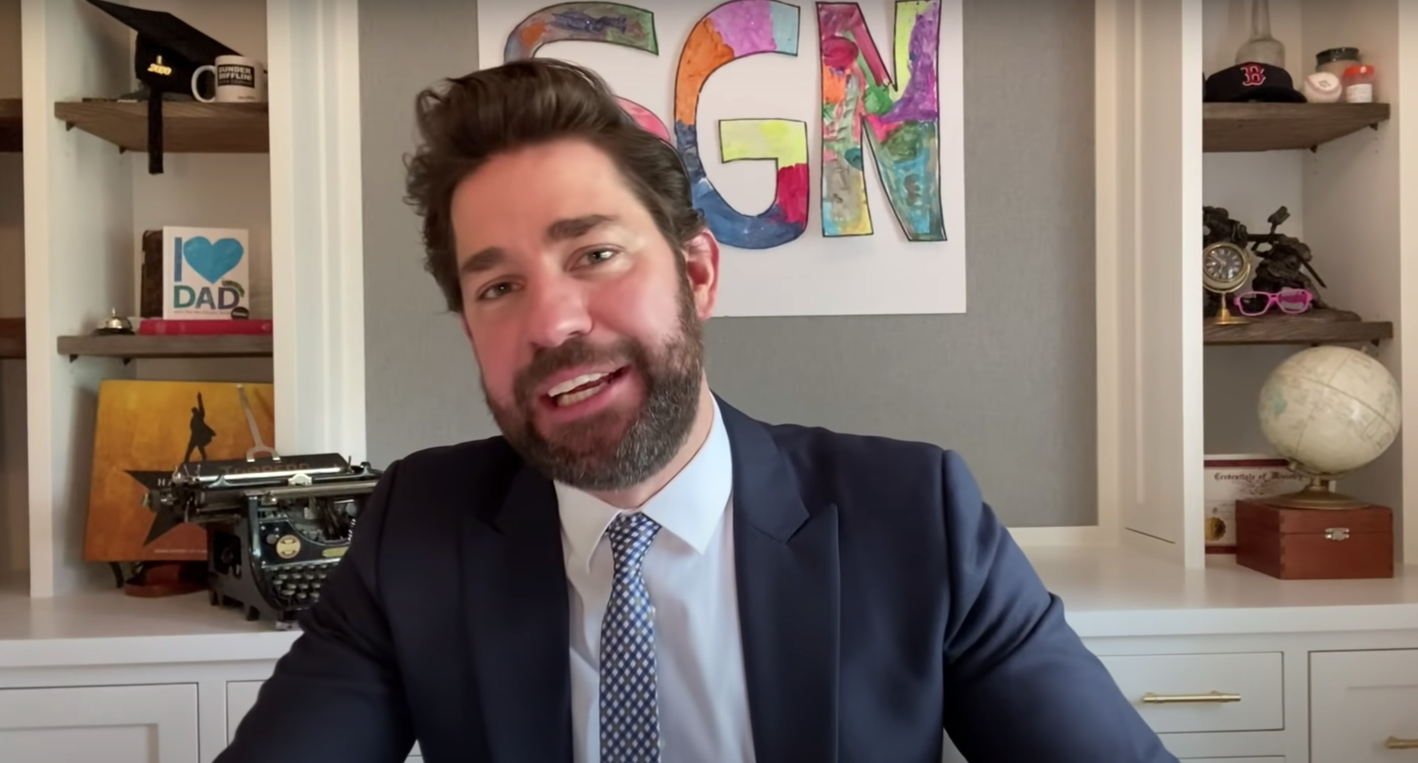 Some Good News Is Being Turned Into A Show Without John Krasinski