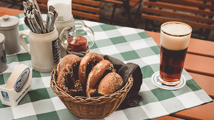 The Best Beers To Pair With Salty Foods