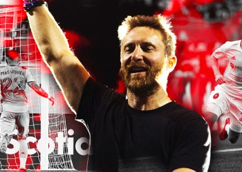 David Guetta Is Teaming Up With MLS To Virtually Bring People Together