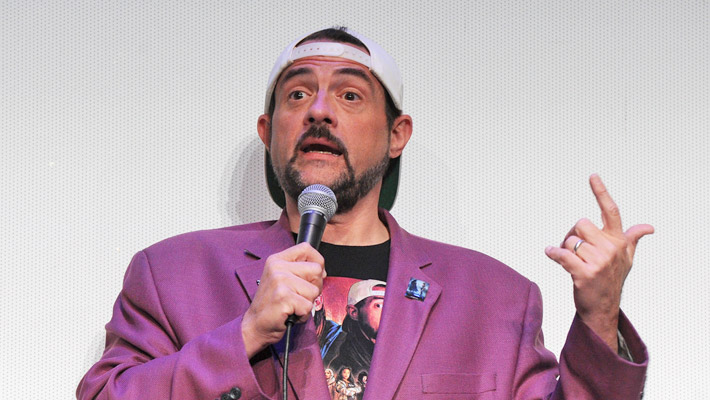 Kevin Smith Details Quarantine Dream Of Pulling Off A Marvel Physique