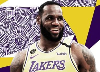 Year None: LeBron James