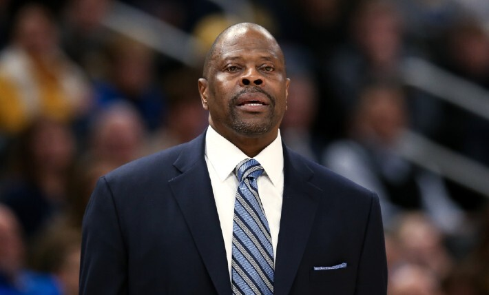 Patrick Ewing Is Under Care After Testing Positive For COVID-19
