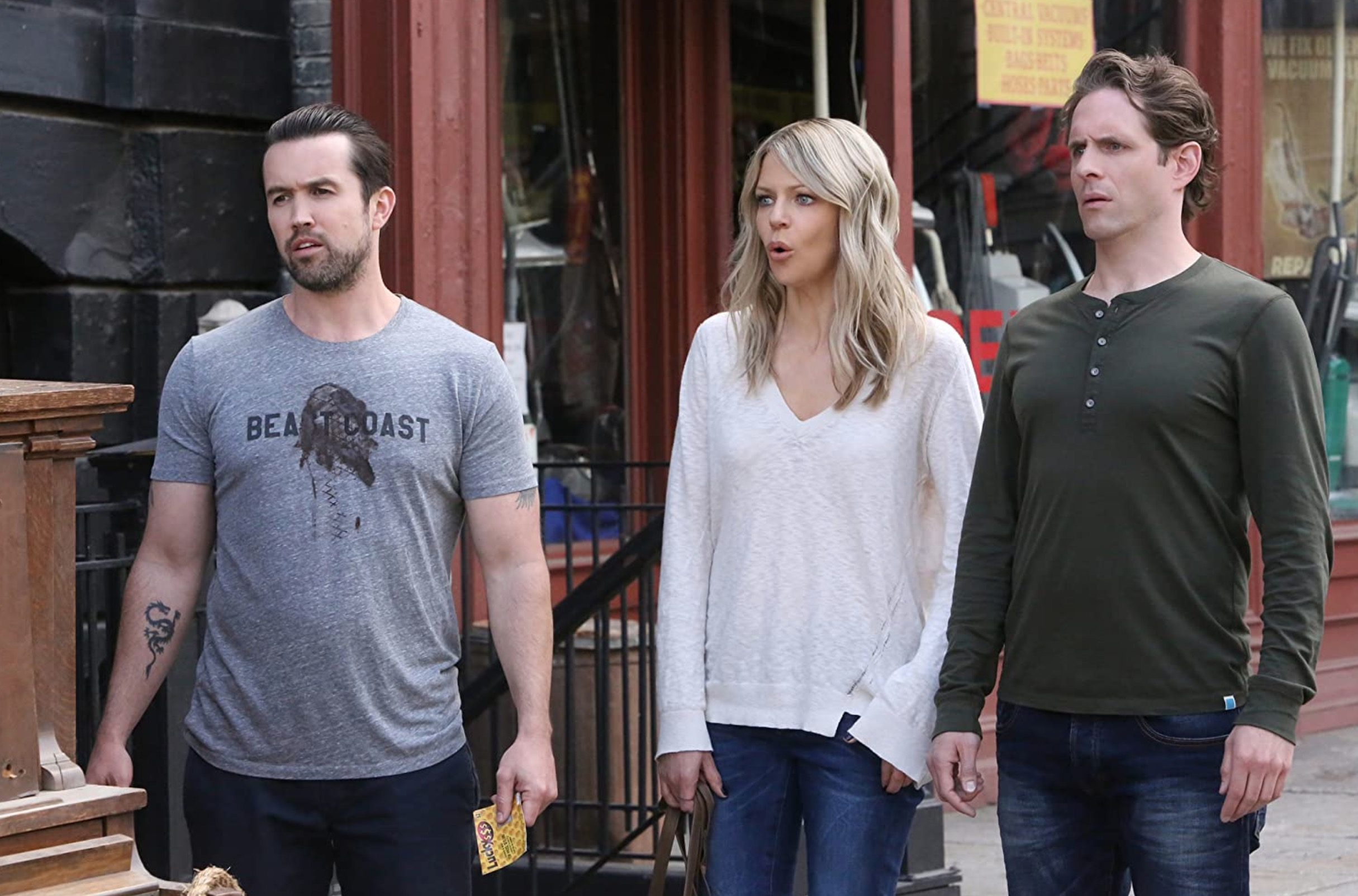 Its Always Sunny In Philadelphia Broke A Long-Standing TV Record