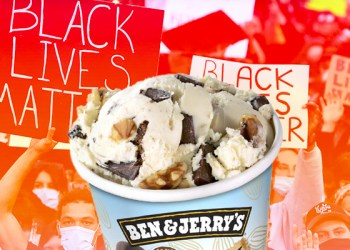Ben & Jerrys Offered The Strongest Stance By A Company On Protests