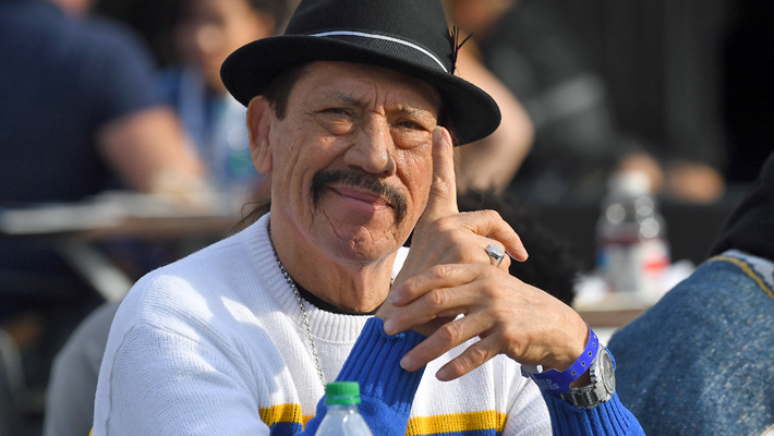 Danny Trejo Got His Hollywood Break By Letting An Actor Beat Him Up