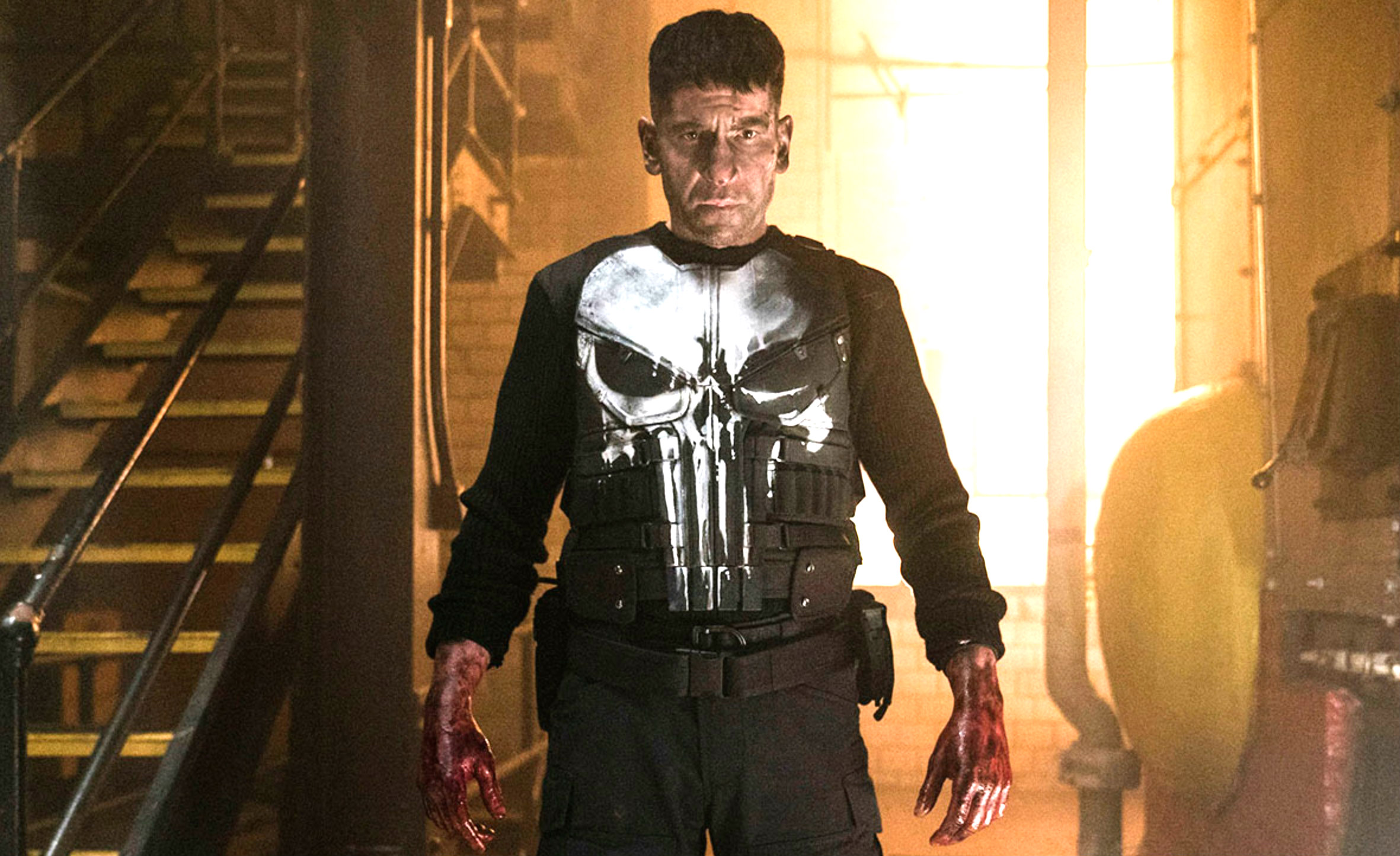 The Punisher Star Had Hilarious Response To Being Cut Off While Driving