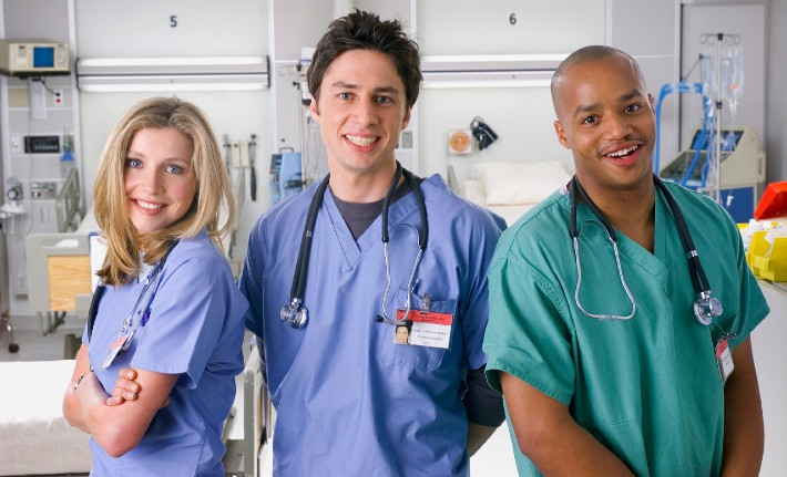 Scrubs Episodes Containing Blackface May Return To Hulu With Editing
