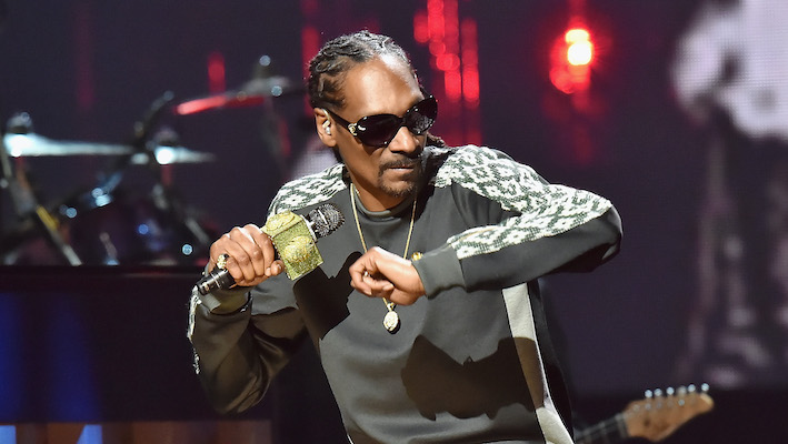 The New SpongeBob Movie Soundtrack Will Feature Snoop Dogg And More