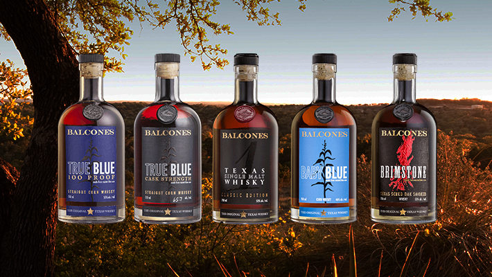 Expression Session -- Tasting Five Whiskies In The Balcones Portfolio