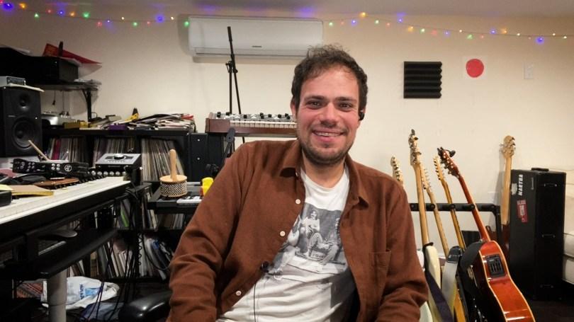 Jeff Rosenstock Creates A 'Road Trip' Playlist On 'Making A Mixtape'