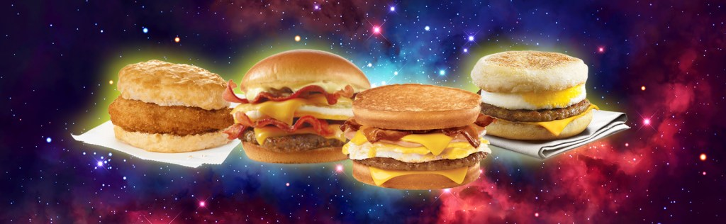 The Best Breakfast Sandwiches In The Fast Food Universe