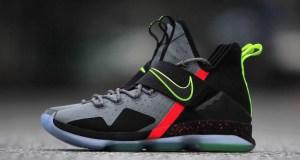 LeBron Nike Shoe