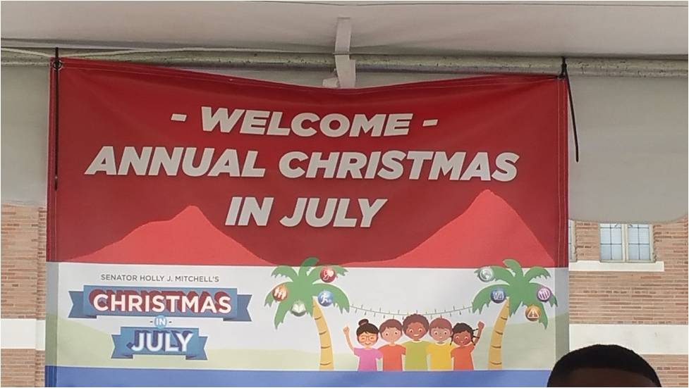 upscale - christmas in july 4