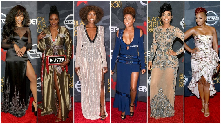 Which Black Girls Rock! Looks Would You Rock In Real Life?