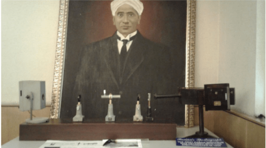 National science day CV Raman story